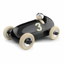 Playforever Bruno Racing Car Black