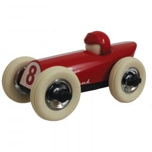 Playforever Midi Buck Red Racing Car