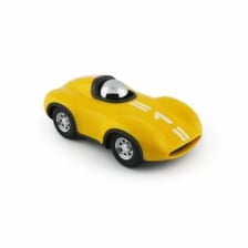 Playforever Mini Perry Yellow Racing Car