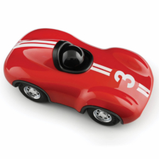 Playforever Mini Red Racing Car