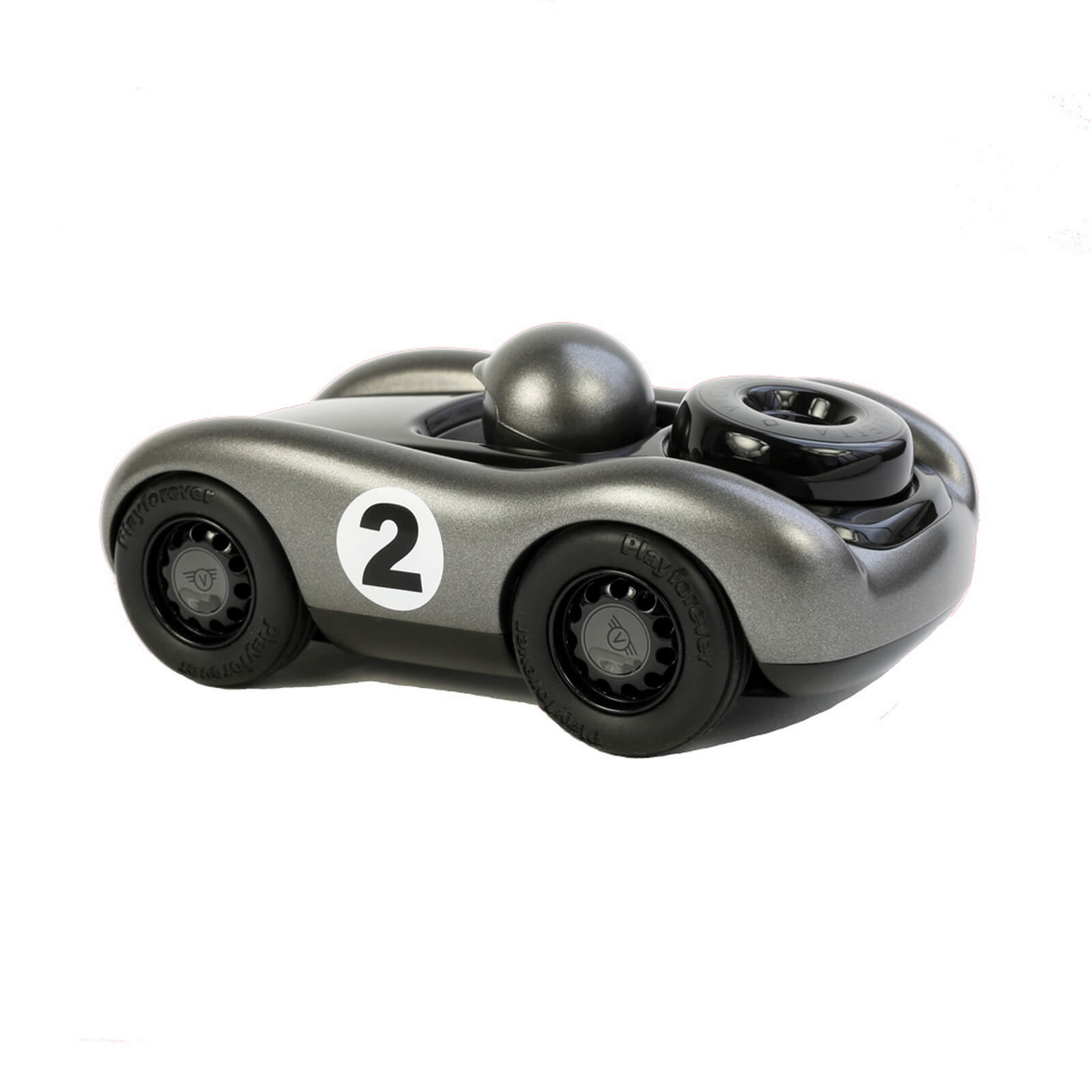 Grey Car: Playforever Verve Viglietta Miles Grey Car