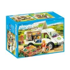 Playmobil Country Mobile Farm Market