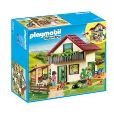Playmobil Country Modern Farmhouse