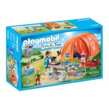 Playmobil Family Fun Camping Trip