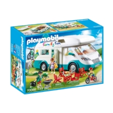 Playmobil Family Fun Family Camper