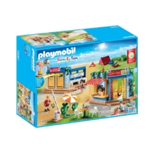 Playmobil Family Fun Large Campground