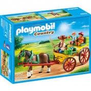 Playmobil Horse Drawn Wagon