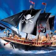 Playmobil Pirates Combat Ship