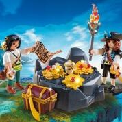 Playmobil Pirates Treasure Hideout