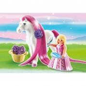 Playmobil Princess Rosalie with Horse