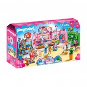 Playmobil Shopping Plaza