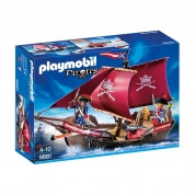 Playmobil Soldiers Cannon Boat