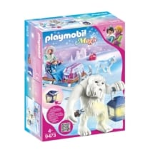 Playmobil Yeti + Sleigh