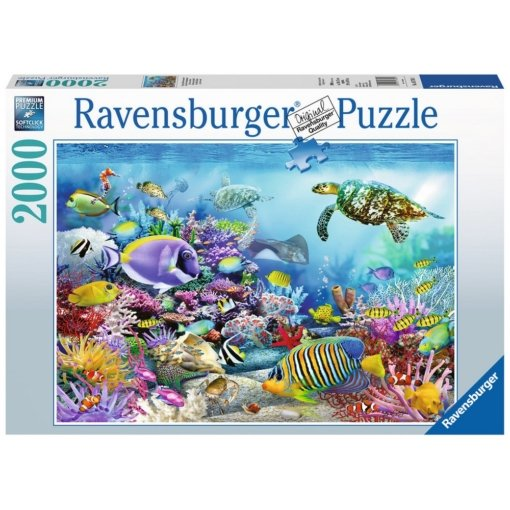 Ravensburger Coral Reef Majesty Puzzle 2000 Pieces