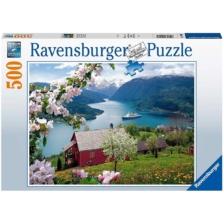 Ravensburger Landscape 500 Pieces