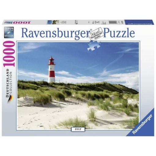 Ravensburger Lighthouse in Sylt Puzzle 1000 Pieces