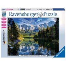 Ravensburger Most Majestic Mountains Puzzle 1000 Pieces