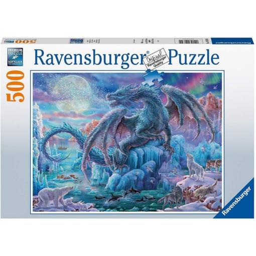 Ravensburger Mystical Dragons Puzzle 500 Pieces