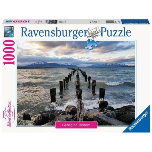 Ravensburger Puerto Natales Chile 1000 Piece Puzzle