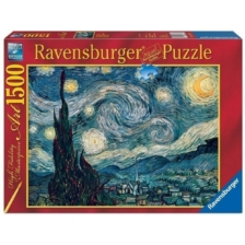 Ravensburger Van Gogh Starry Night Puzzle 1500 Pieces