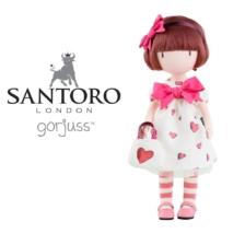 Santoro London Gorjuss Doll Little Heart