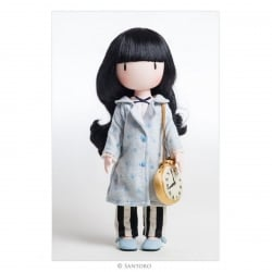 Santoro London Gorjuss Doll The White Rabbit