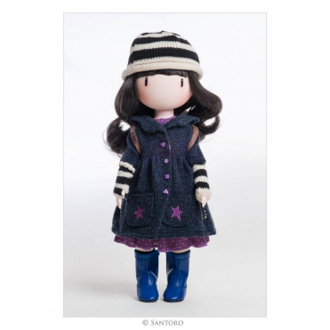 Santoro London Gorjuss Doll Toadstools