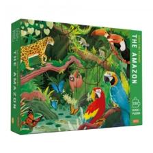 Sassi Save The Planet Amazon 220 Pieces