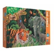 Sassi Save The Planet Jungle 220 Pieces