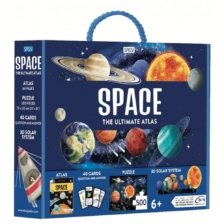 Sassi Space The Ultimate Atlas and Puzzle Set