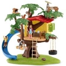 Schleich Adventure Tree House