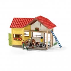 Schleich Barn with Accessories