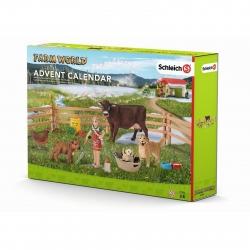Schleich Farm Life Advent Christmas Calendar 2016