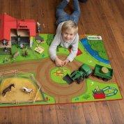 Schleich Farm Playmat