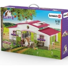 Schleich Horse Club Riding Centre with Accessories