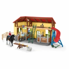 Schleich Horse stable