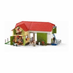 Schleich Large Farm with Accessories