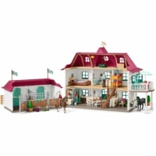 Schleich Large Horse Stable Playset