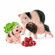 Schleich Miniature Pig Mother and Piglets