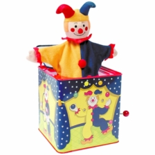 Schylling Jack in the Box Jester