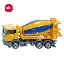 Siku - Cement Mixer - 1:87 Scale