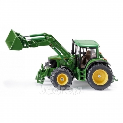 Siku John Deere with Front Loader 1:32 Scale