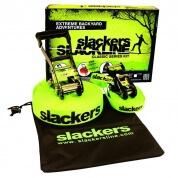 Slackers 50 Foot Slackline Classic with Bonus Teaching Line