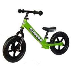 Strider Classic Balance Bike Green