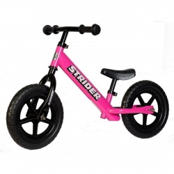 Strider Classic Balance Bike Pink