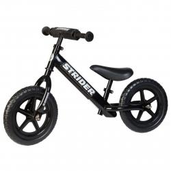Strider Sport Balance Bike Black