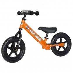 Strider Sport Balance Bike Orange Harley Davidson