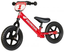 Strider Sport Balance Bike Red Honda