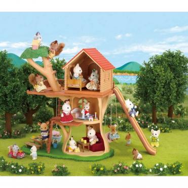 Sylvanian Families Tree House