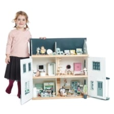 Tender Leaf Dovetail Dolls House Bundle